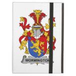 Escudo de la familia de Wormington