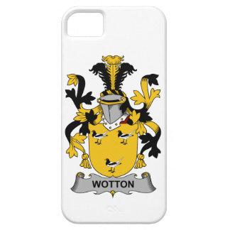 Escudo de la familia de Wotton iPhone 5 Protector