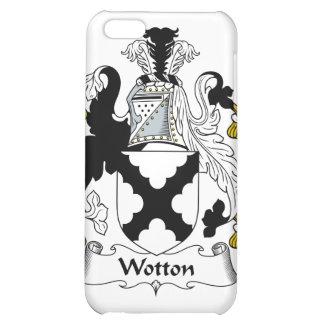 Escudo de la familia de Wotton
