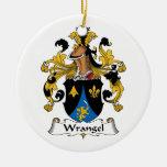 Escudo de la familia de Wrangel Ornamentos De Reyes Magos