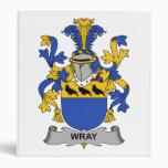 Escudo de la familia de Wray