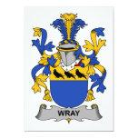 Escudo de la familia de Wray Anuncio