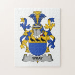 Escudo de la familia de Wray Rompecabeza