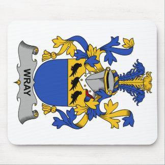 Escudo de la familia de Wray Tapete De Raton