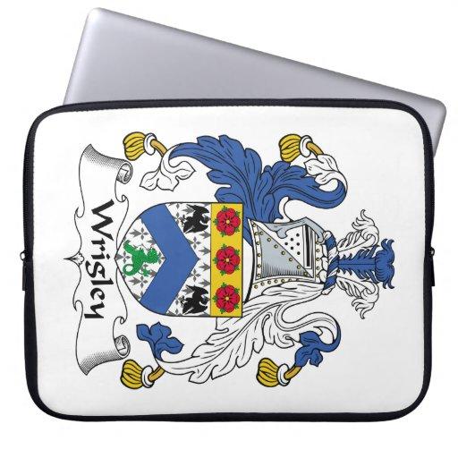 Escudo de la familia de Wrigley Manga Portátil