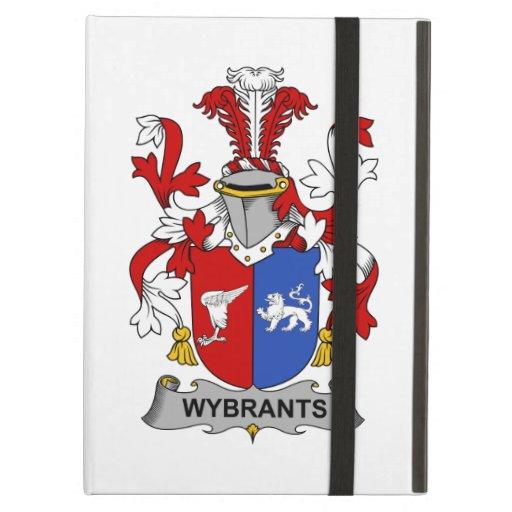 Escudo de la familia de Wybrants