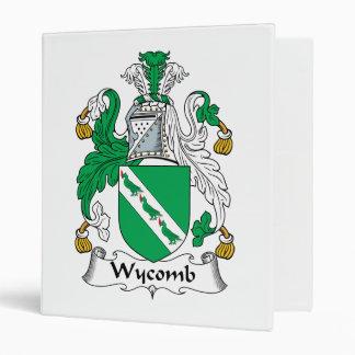 Escudo de la familia de Wycomb