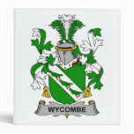 Escudo de la familia de Wycombe
