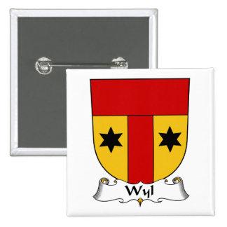 Escudo de la familia de Wyl Pin