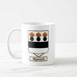 Escudo de la familia de Wymond Taza