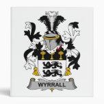 Escudo de la familia de Wyrrall