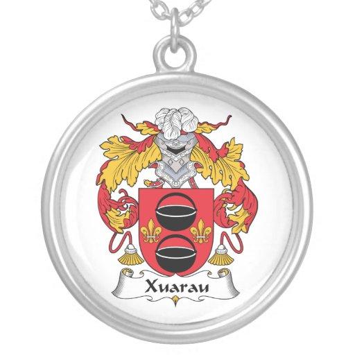Escudo de la familia de Xuarau Grimpolas