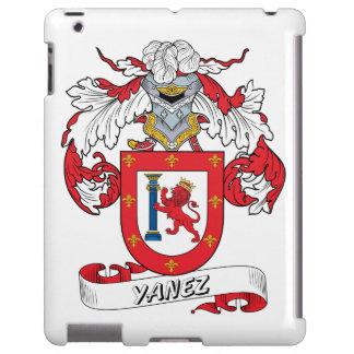 Escudo de la familia de Yáñez Funda Para iPad