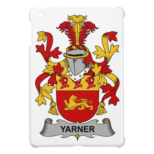 Escudo de la familia de Yarner
