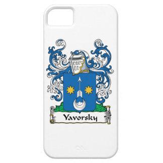 Escudo de la familia de Yavorsky iPhone 5 Funda
