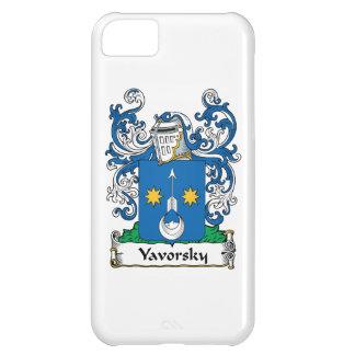 Escudo de la familia de Yavorsky