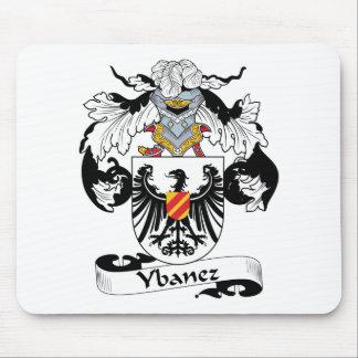 Escudo de la familia de Ybanez Tapetes De Raton