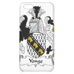 Escudo de la familia de Yonge