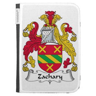 Escudo de la familia de Zacarias