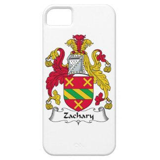 Escudo de la familia de Zacarias iPhone 5 Case-Mate Protector