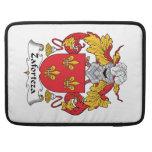 Escudo de la familia de Zaforteza Fundas Macbook Pro
