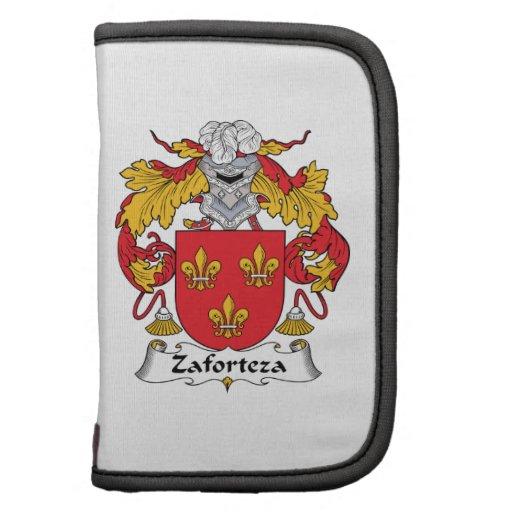 Escudo de la familia de Zaforteza Planificadores