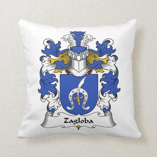 Escudo de la familia de Zagloba Cojin