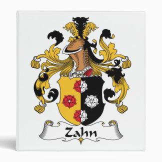 Escudo de la familia de Zahn