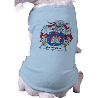 Escudo de la familia de Zamora Camisa De Mascota