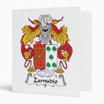 Escudo de la familia de Zamudio