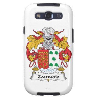 Escudo de la familia de Zamudio Samsung Galaxy S3 Cárcasas