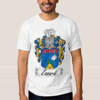 Escudo de la familia de Zanardi Camisas