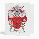 Escudo de la familia de Zapata