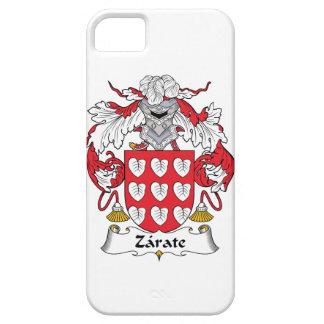 Escudo de la familia de Zarate iPhone 5 Carcasa