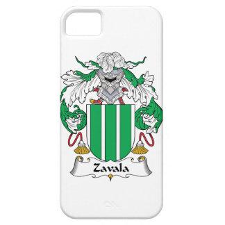 Escudo de la familia de Zavala iPhone 5 Carcasa