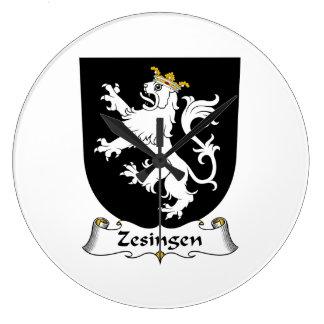 Escudo de la familia de Zesingen Reloj
