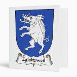 Escudo de la familia de Zgloltzweil