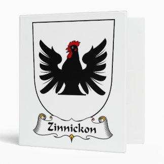 Escudo de la familia de Zinnickon