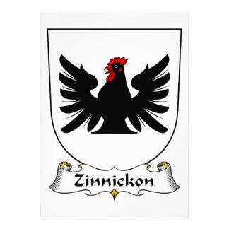 Escudo de la familia de Zinnickon Anuncio
