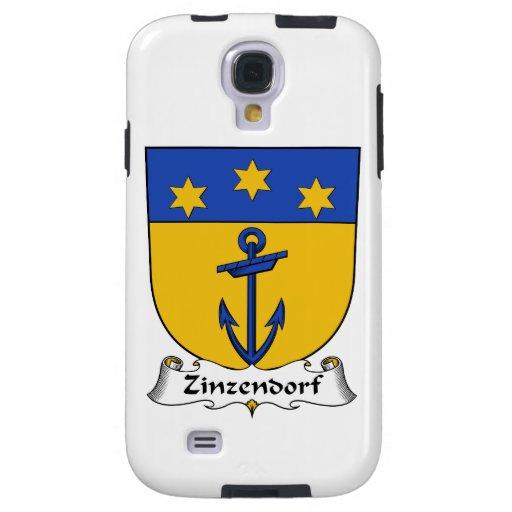 Escudo de la familia de Zinzendorf