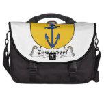 Escudo de la familia de Zinzendorf Bolsas De Ordenador