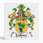 Escudo de la familia de Zollner