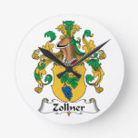 Escudo de la familia de Zollner Relojes