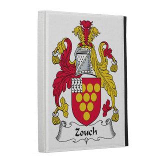 Escudo de la familia de Zouch