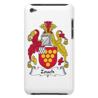 Escudo de la familia de Zouch iPod Touch Case-Mate Coberturas