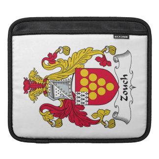 Escudo de la familia de Zouch Mangas De iPad