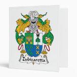 Escudo de la familia de Zubizaretta
