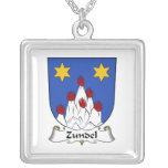 Escudo de la familia de Zundel Joyeria