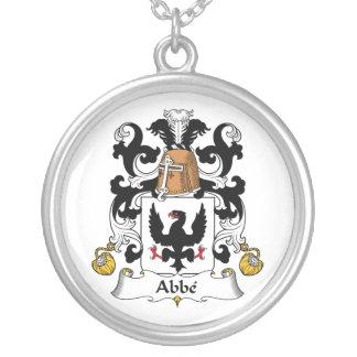 Escudo de la familia del Abbe Colgante