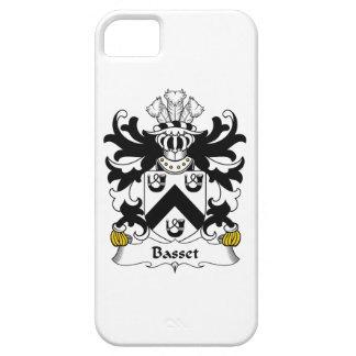 Escudo de la familia del afloramiento iPhone 5 cárcasas